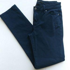 Calvin Klein Dark Blue Skinny Jeans